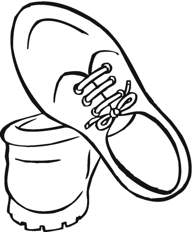 Free Fashion Beauty Coloring Pages Coloring Pages Shoes