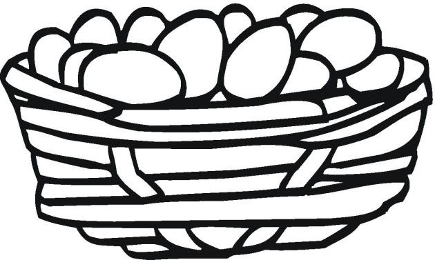 Free Meats & Proteins Coloring Pages