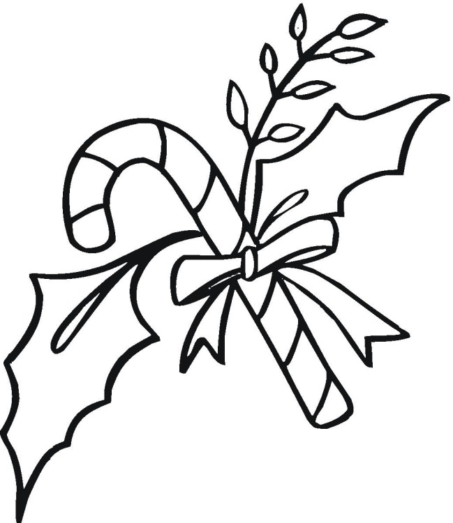 coloring pages christmas candy cane new calendar template site