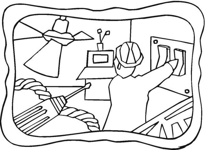 free household coloring pages free household coloring pages
