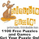 Thinkable Puzzles Button