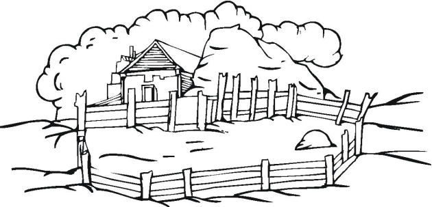 Landscape 28 Coloring Page Click To Print Image Only Without Ads