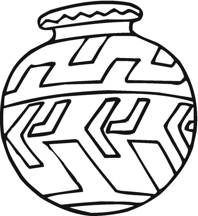 new geometric coloring pages - photo#28