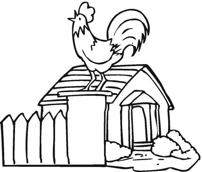 free good morning coloring pages