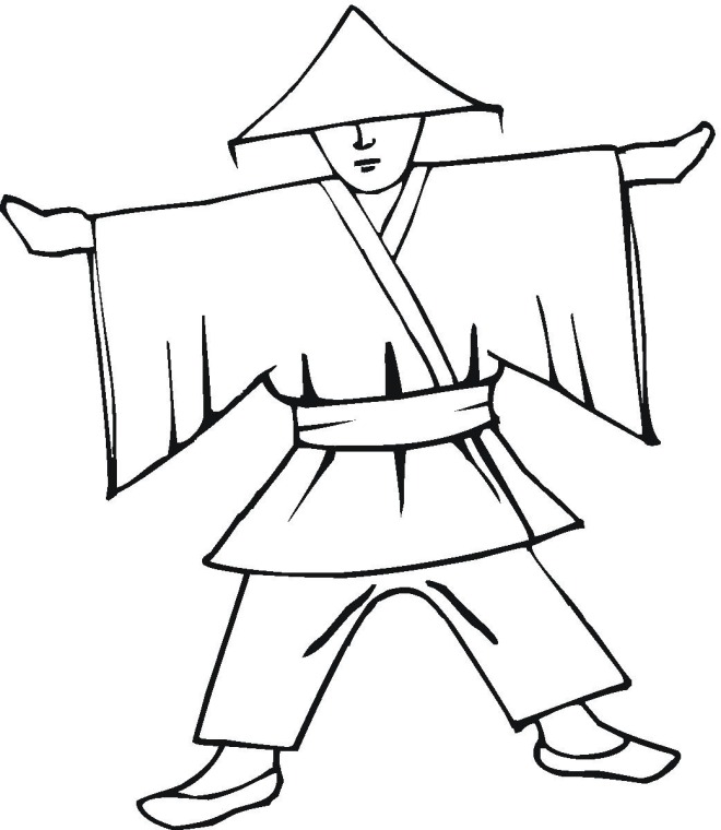 multi cultural coloring pages - photo#33