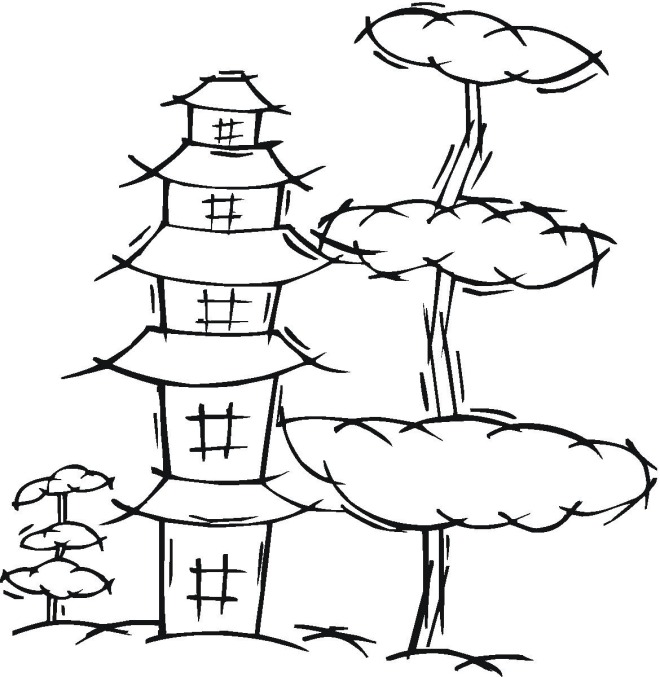free cultural coloring pages - photo#29
