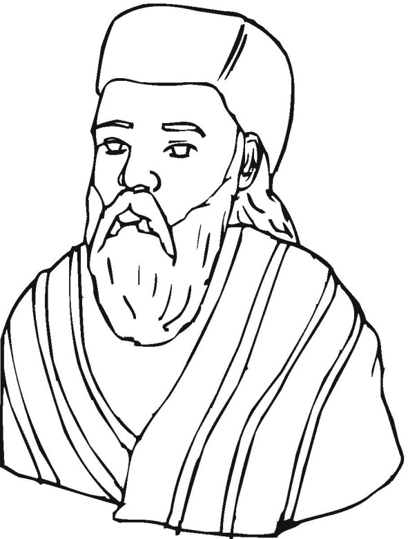 multicultural children coloring pages - photo#7