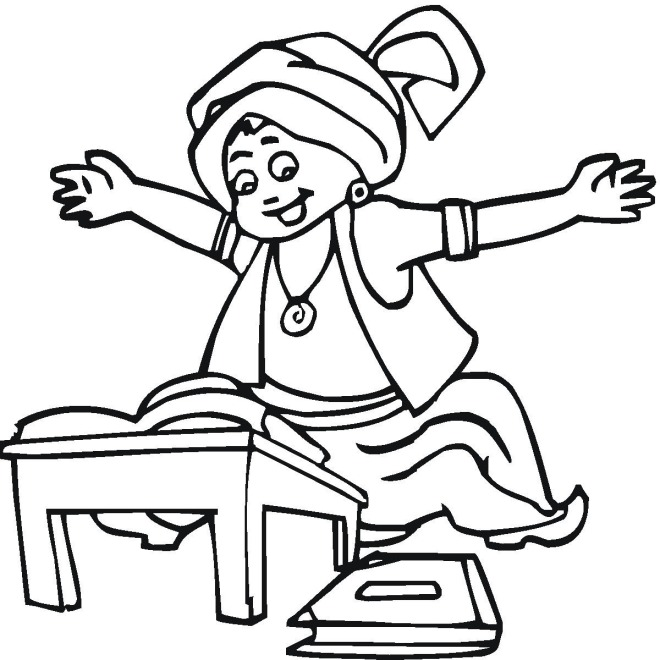free cultural coloring pages - photo#18