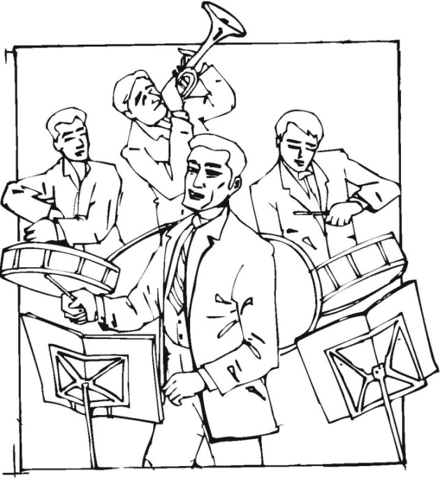 band coloring pages rock band coloring pages coloring pages