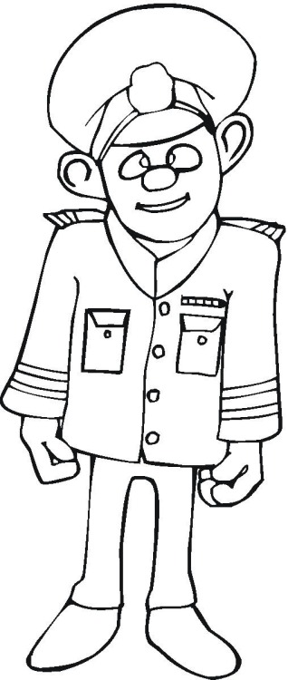 marine corp coloring pages - photo#27