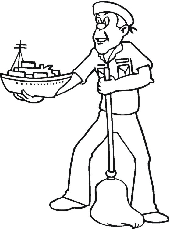 irish people coloring pages - photo#27