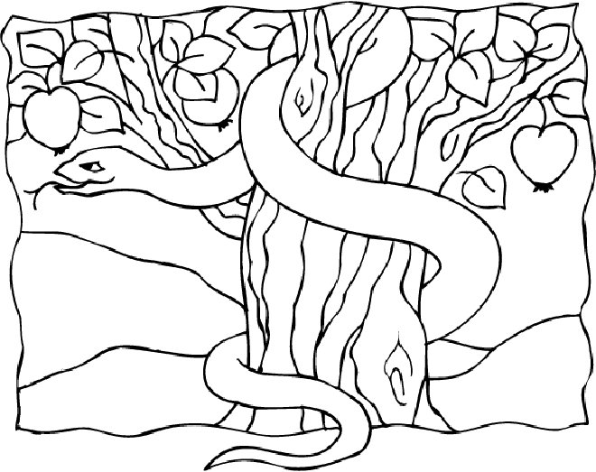 Free Creation Coloring Pages