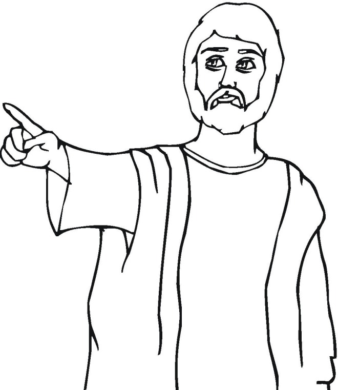 coloring pages of poeple - photo#14
