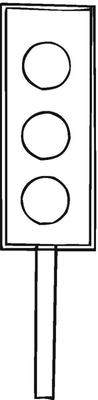 safety sign coloring pages - photo #47