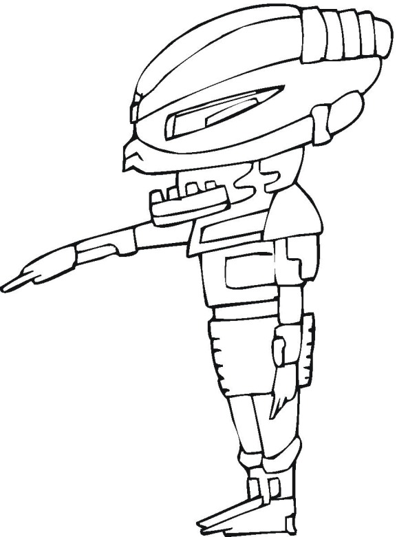 free sci fi coloring pages Space Theme Coloring Books  Sci Fi Coloring Book