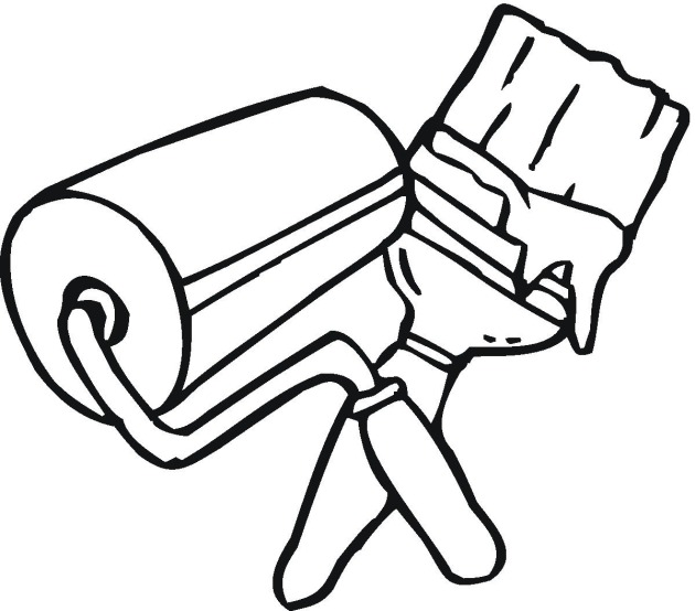 free tools coloring pages 630x554