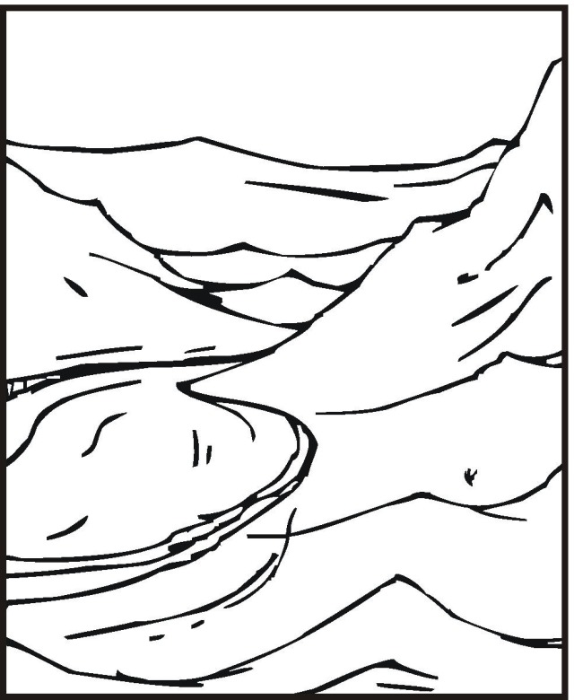 Coloring Page Drinking Water - Coloring Home | 780x640